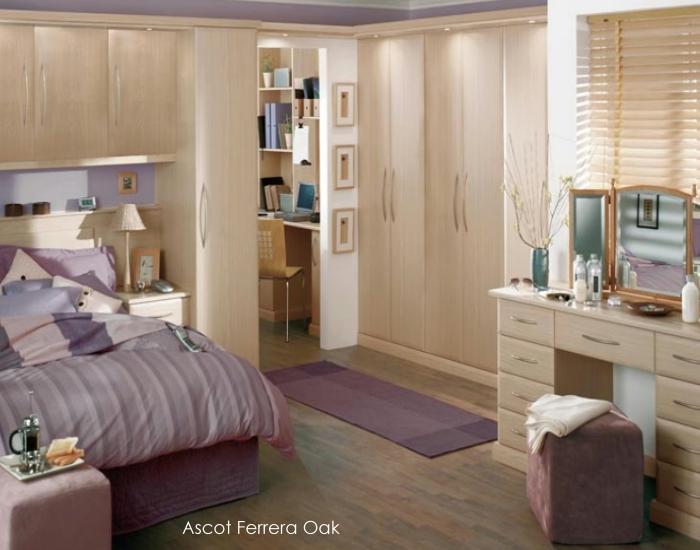 Ascot Ferrera oak